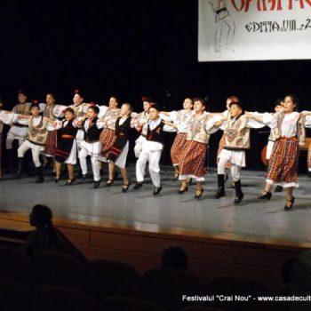 """Festivalul National de Copii """"Crai Nou"""" Editia a VIII-a"""