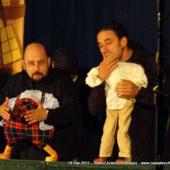 Teatrul Arlechino Brasov la Codlea  – Motanul Incaltat