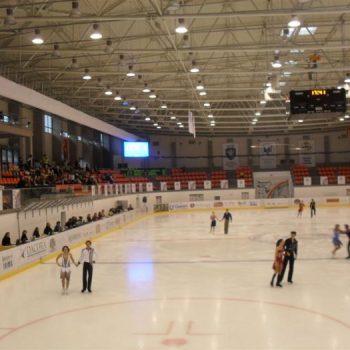 Grand Prix Junior 2011 la Patinoarul Olimpic
