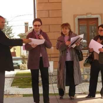 Caravane a Poeziei dedicata lui Nichita Stanescu