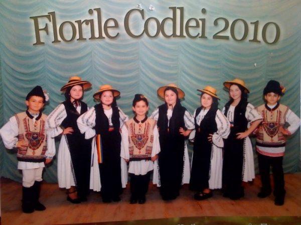 Florile Codlei participa la Concursulul Liceului de Muzica, editia a-III-a Brasov