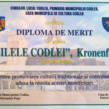KronenFest – Zilele Codlei