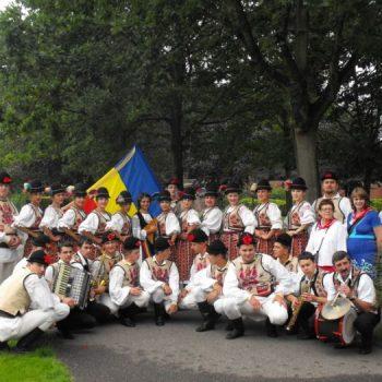"Ansamblul folcloric ""Magura"" in turneu in Olanda si Belgia"