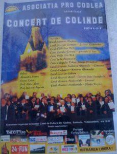 Concert de Colinde