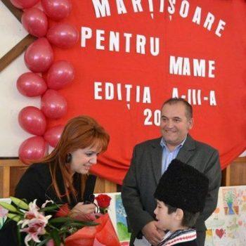 """""""Martisoare pentru mame"""" la TVS"""