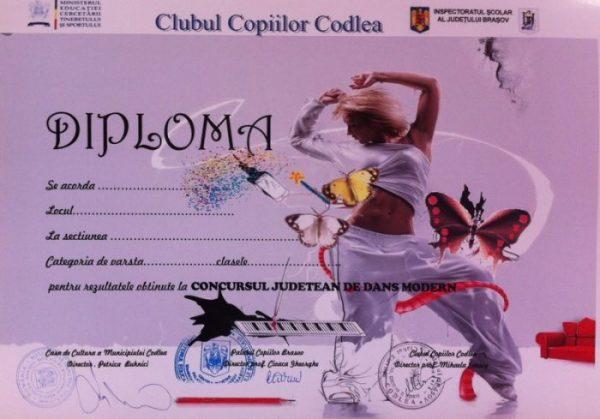 Concursul Judetean de Dans Modern, Editia a III-a
