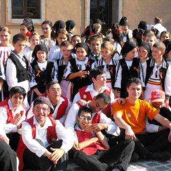 Actiune caritabila in promenada 2012