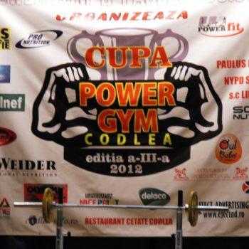 Cupa Power Gym Codlea editia a-III-a