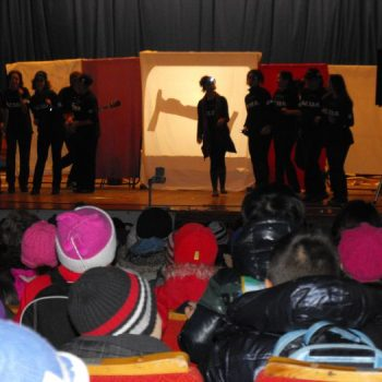 Teatru de umbre- A.C.T.O.R