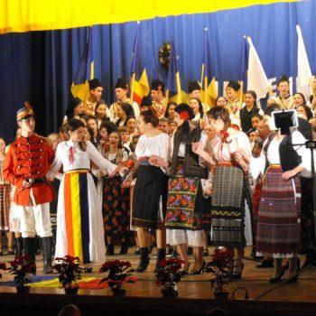 1 DECEMBRIE – Ziua nationala a Romaniei – 2012
