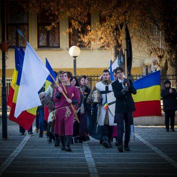 La multi ani, codleni! La multi ani, Romania!