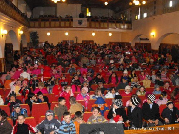 Teatrul Fantezia, Galati
