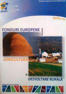 Fonduri europene pentru Agricultura si Dezvoltare rurala