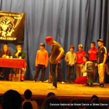 Concurs National de Break Dance si Street Dance