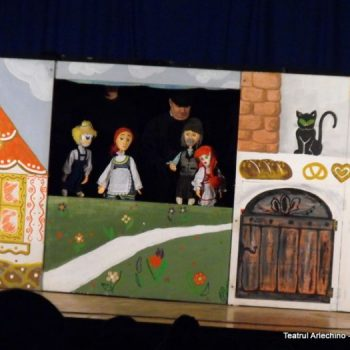 Teatrul Arlechino Brasov – Hansel si Gretel
