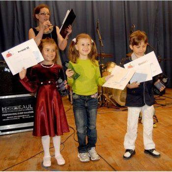 Marul Dulce – Festivalul National de Muzica Usoara pentru Copii si Tineret