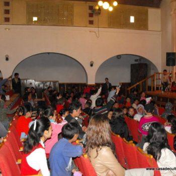 Din sirul activitatilor socio educationale si de integrare in societate
