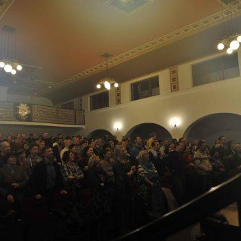 Ducu Bertzi și prietenii în concert la Casa de Cultură