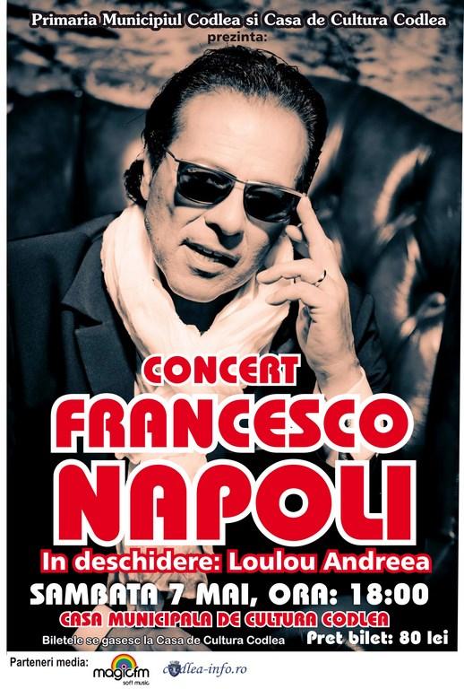 Concert Francesco Napoli