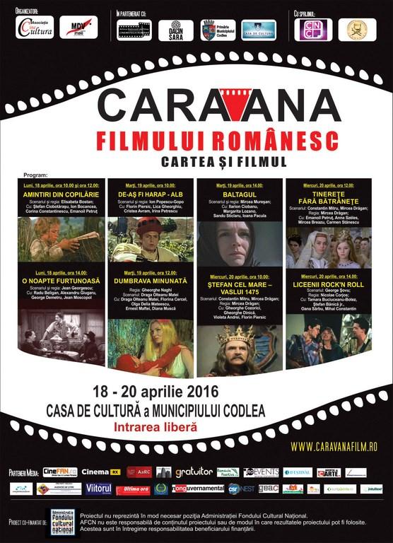 Caravana filmului romanesc
