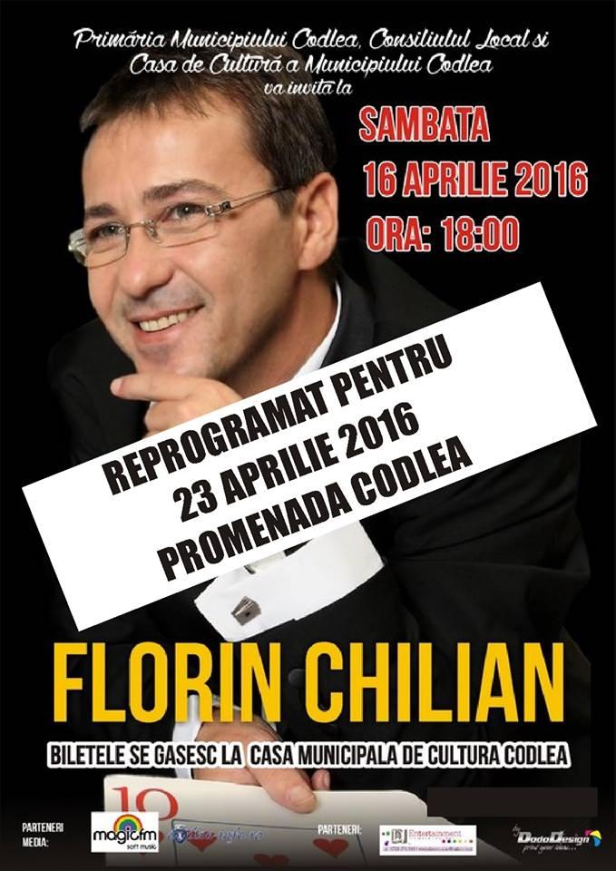Concert Florin Chilian