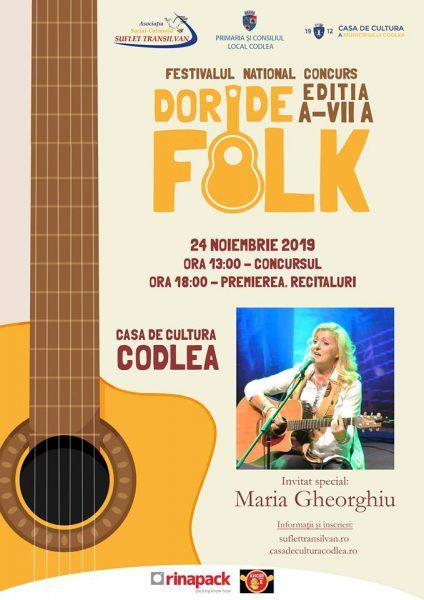 Dor de Folk – Editia a VII-a