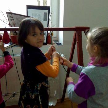 """Expoziție științifică interactivă pentru copii """"Generator"""""""