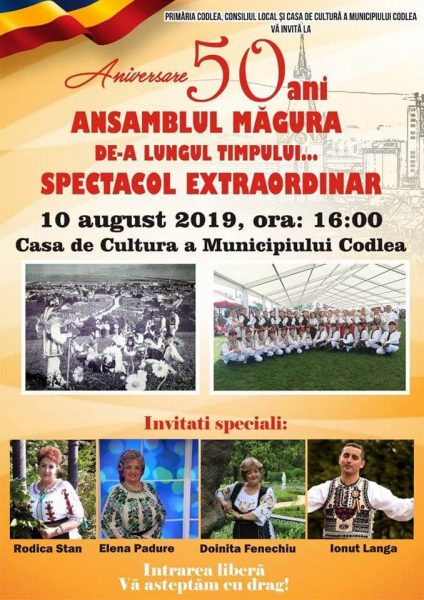 Ansamblul Magura – Aniversare 50 de ani