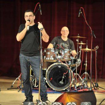 Mihai Mărgineanu a concertat la Casa de Cultură