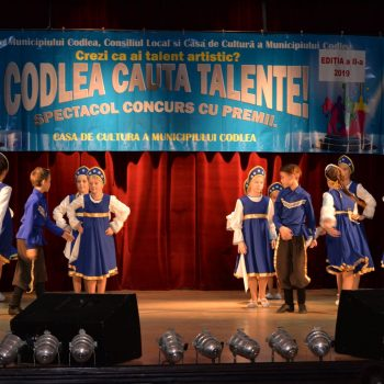 Codlea cauta talente – Finala 2019