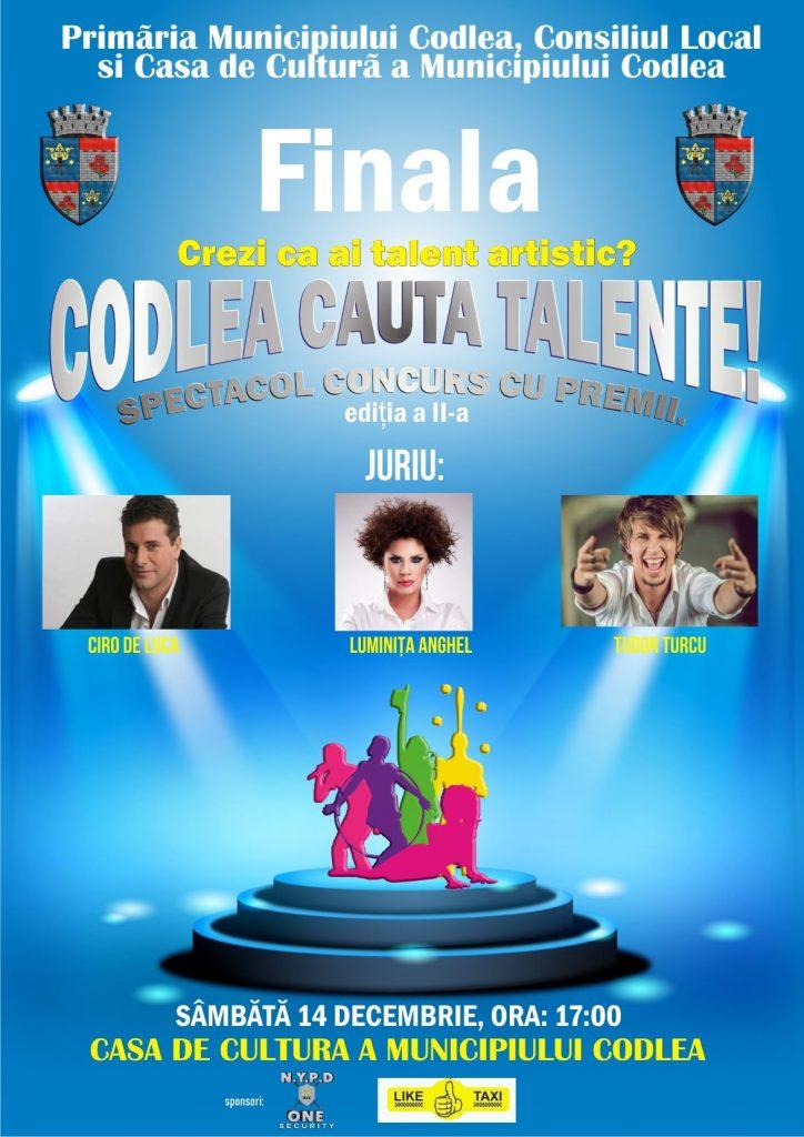 Codlea cauta talente – Finala