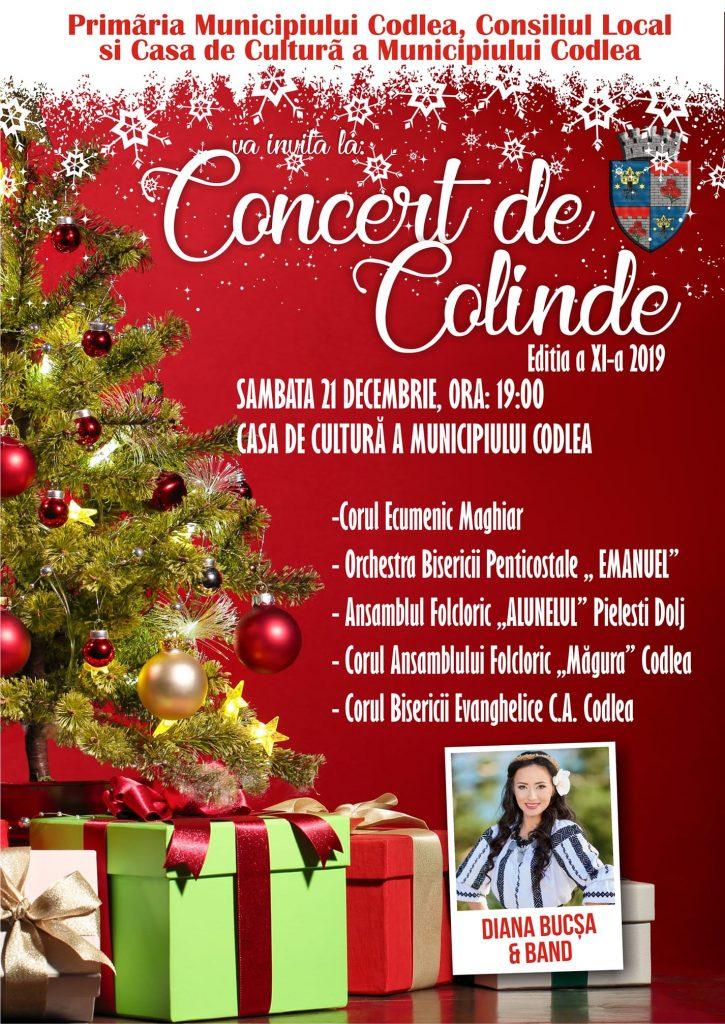 Concert de Colinde – Editia XI-a 2019